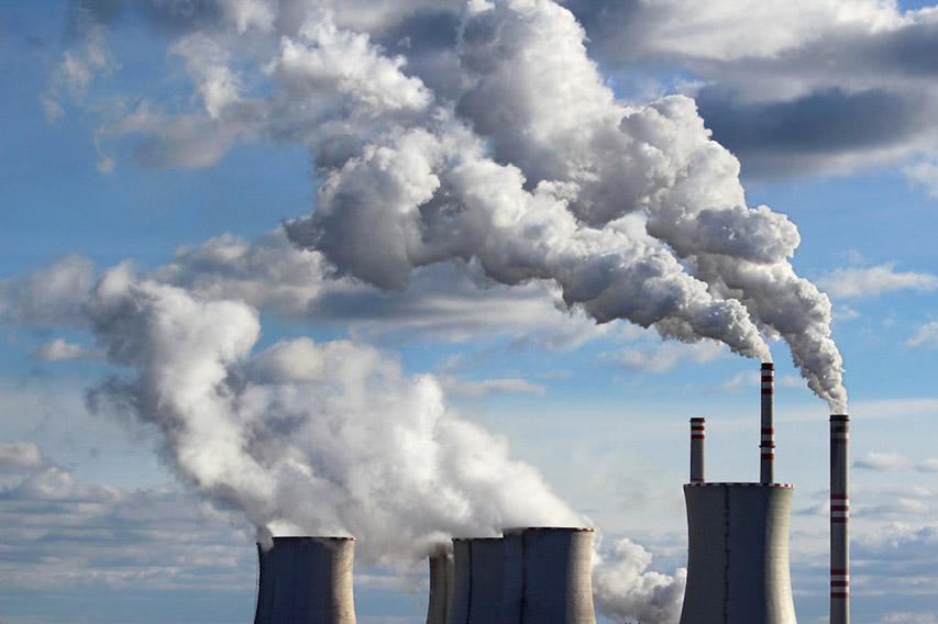 coal plant bad environment